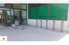 Porta Bici Stazione di Milazzo